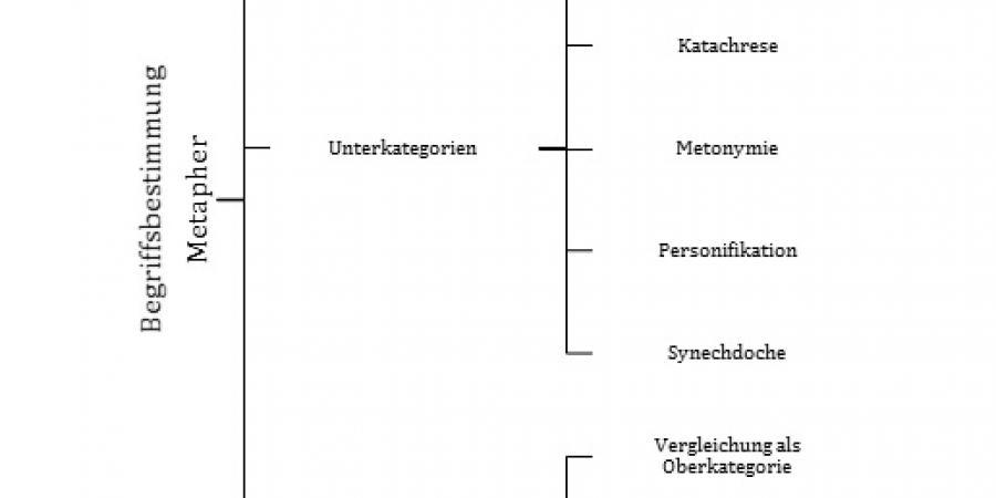 Abb. 2: Annotationsschema zum Metaphernbegriff                        (eigene Darstellung, 2015).