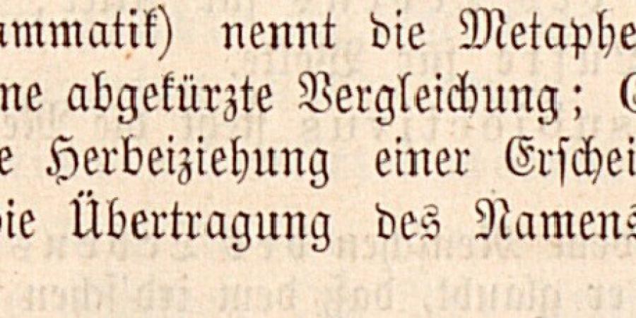 Auszug zu Referenzen in Beyers Poetik, S.                        157 (eigene Darstellung, 2015).